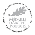 medaille-argent-concours-agricole-2015